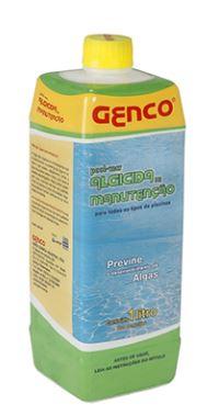 Algicida de Manutenção 1l Genco-0
