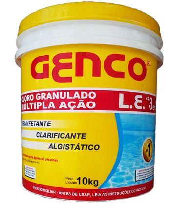 Cloro 3x1 10Kg Genco-0