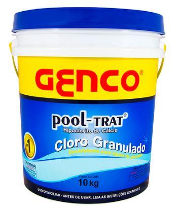 Cloro PoolTrat 10kg Genco-0