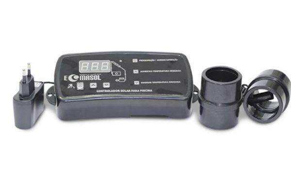 Comando Digital de Temperatura TS Solar Ecomasol-1105