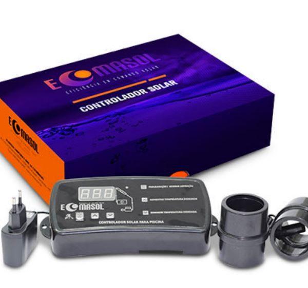 Comando Digital de Temperatura TS Solar Ecomasol-0