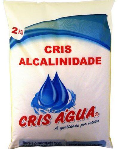 Elevador de Alcalinidade 2Kg Crisagua-0