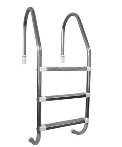 Escada 3 degraus Inox 1.1/2'' Stylus-0