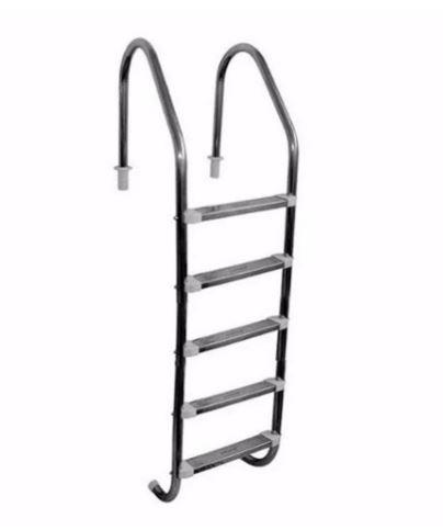 Escada 5 degraus Inox 1.1/2'' Stylus-0