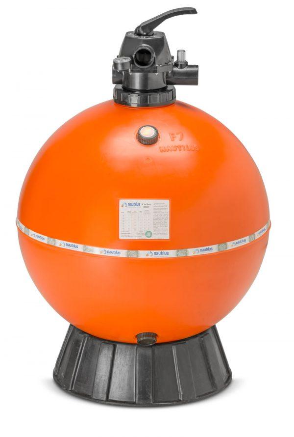 Filtro F750P Piscinas Até 136.000 L Nautilus-0
