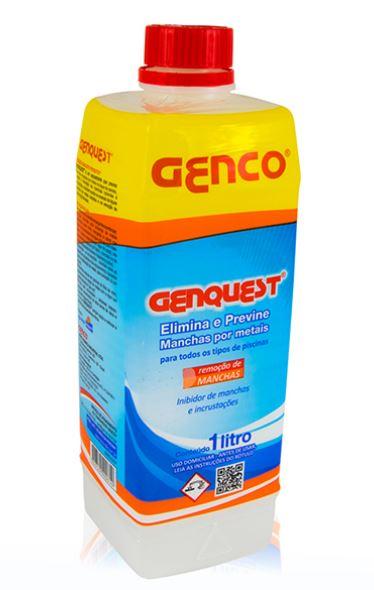 Controlador de Metais Genquest 1l Genco-0
