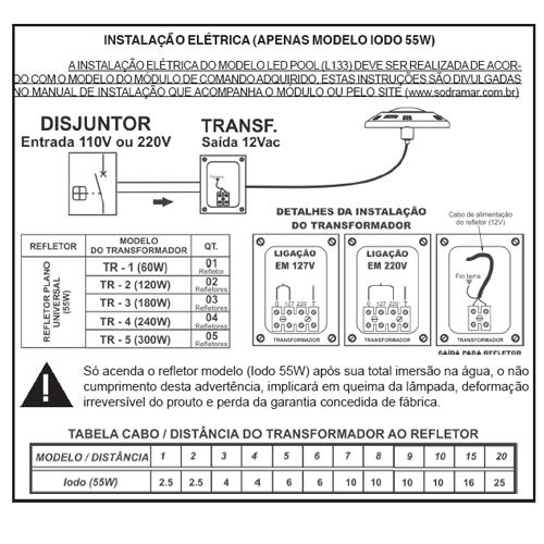 Transformador TR1 Sodramar-1199