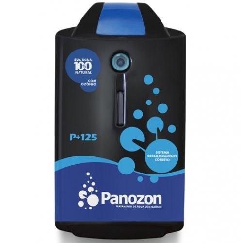 Ozonizador P125 Panozon - Piscinas até 125m³-0