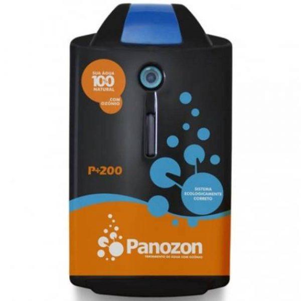 Ozonizador P200 Panozon - Piscinas até 200m³-0