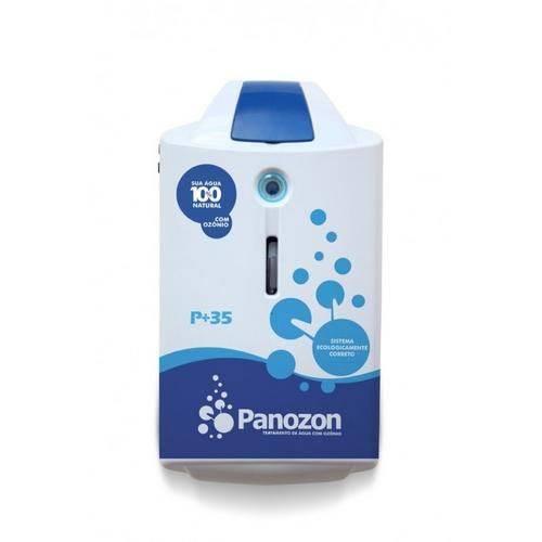 Ozonizador P35 Panozon - Piscinas até 35m³-0