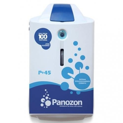 Ozonizador P45 Panozon - Piscinas até 45m³-0
