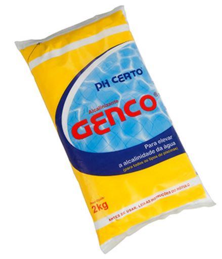 Elevador de Alcalinidade 2Kg Genco-0