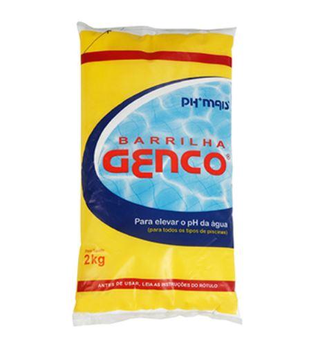 Elevador de pH 2Kg Genco-0