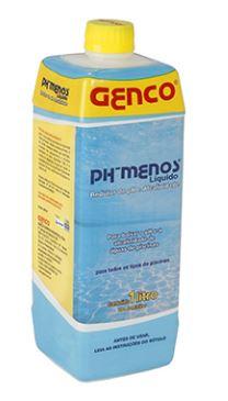 Redutor de pH e Alcalinidade 1l Genco-0