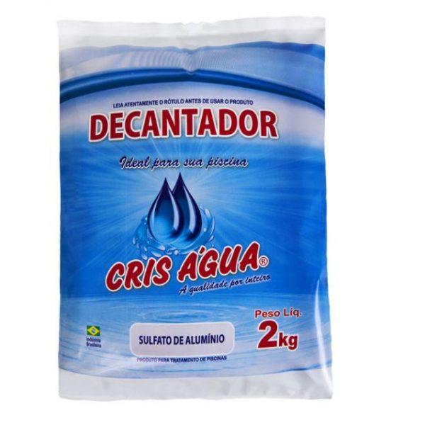 Sulfato de Alumínio 2Kg Crisagua-0