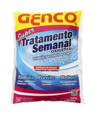 Super Tratamento Semanal 400gr Genco-0