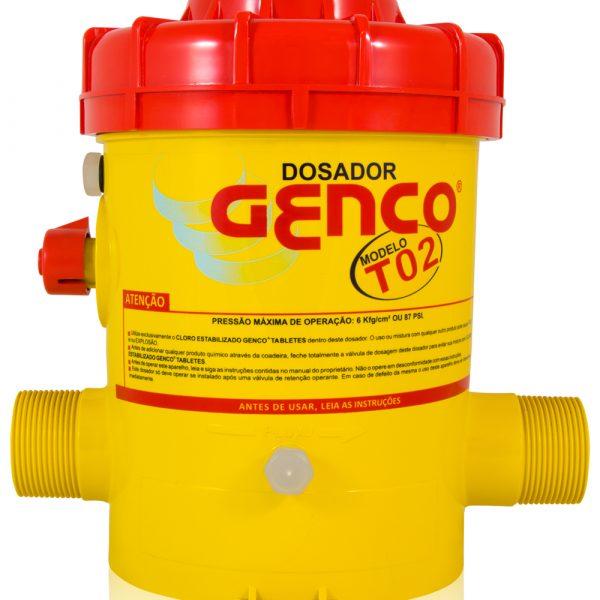 Dosador de Cloro T02 Genco-0