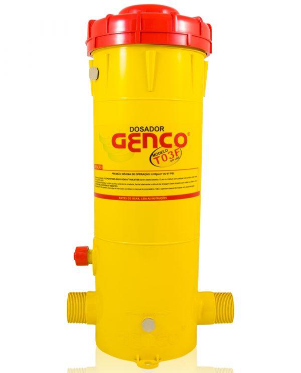 Dosador de Cloro T03 Genco-0