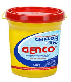 Mini Tablete Genclor T20 Genco-0