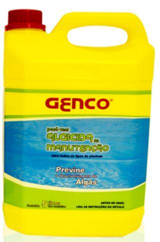 Algicida de Manutenção 5l Genco-0