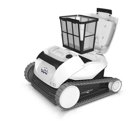 Aspirador Automático Robot E10 Pentair-1096
