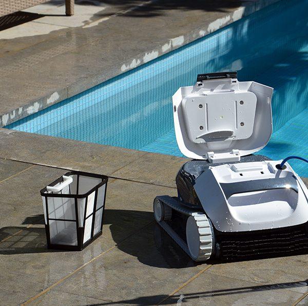 Aspirador Automático Robot E10 Pentair-0