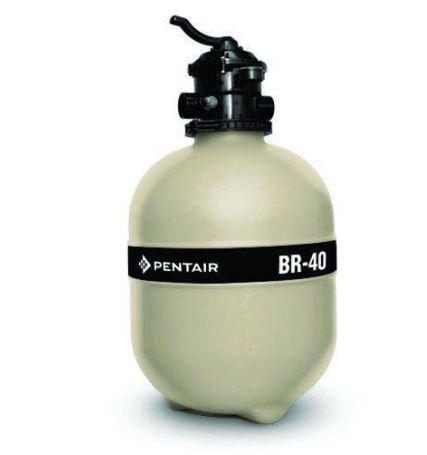 Filtro BR 40 Pentair Piscinas Até 44.000 L-0