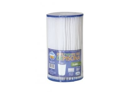 Refil para filtro 3.600l Mor-796