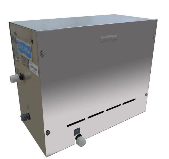 Gerador de Vapor Steam Inox 12 Kw Sodramar-0