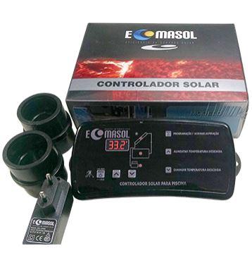Coletor Solar G1 Girassol P/ Piscinas Até 60.000 L-1007