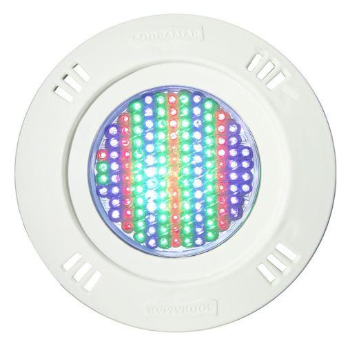 Refletor Led Pool 133 Universal Pratic RGB 11W Sodramar-0