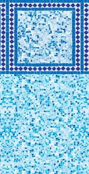 Vinil Estampa Marrocos Mosaico SIBRAPE-0