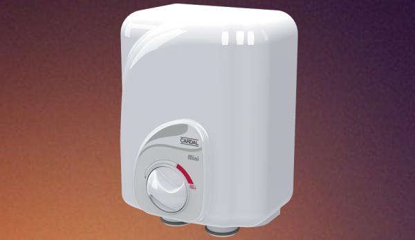 Aquecedor Mini para Piscinas de até 5.000 Litros 2000 W/220 V - Cardal-0